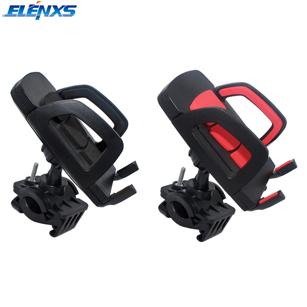 Useful Convenience Rotatable Bike Bicycle GPS Phone Mount Stand Holder Support for 3.7-6.5 inch Cell Phone