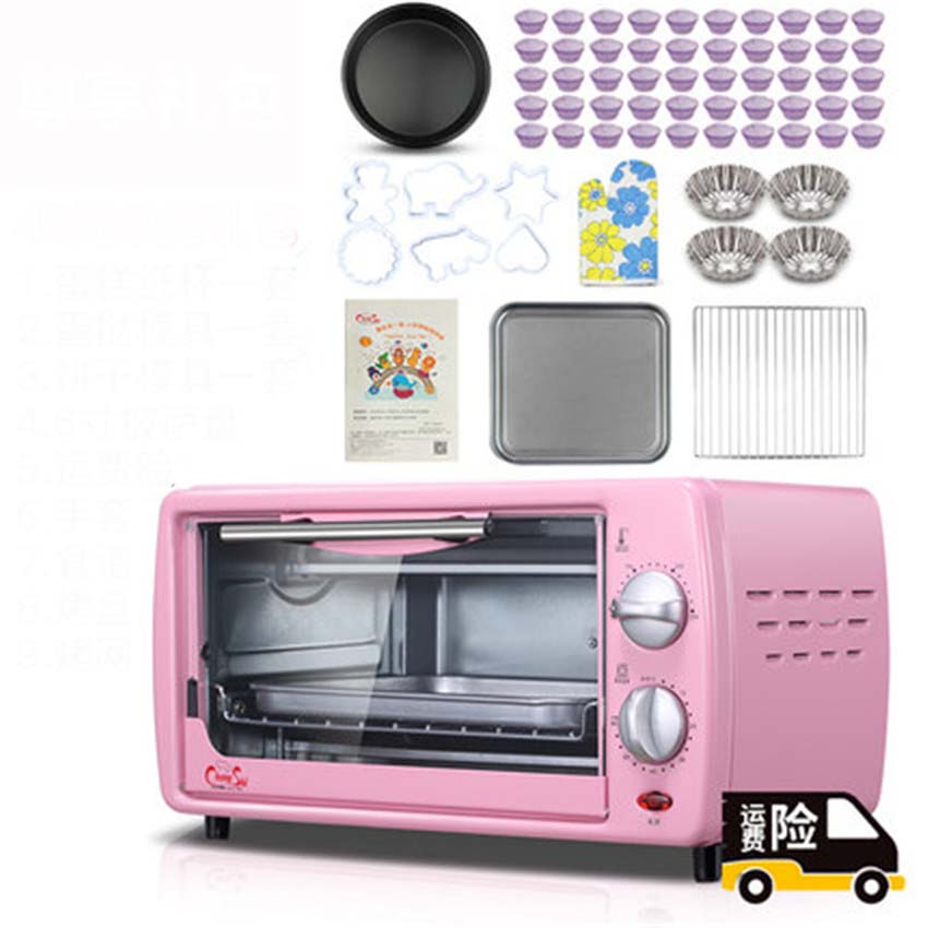 Superb 1 Pcs CS1201A2 Home Cooking Mini Oven 12L Stainless Steel Electric Oven  Pizza Oven Cake Toaster Kitchen Appliances 220V/ 650W In Ovens From Home  Appliances ...