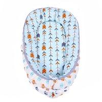 crown fox sleep helpful Detachable Protable Mattress Baby Crib co sleeper baby bed newborn sleep nest Baby sleep nest baby nest