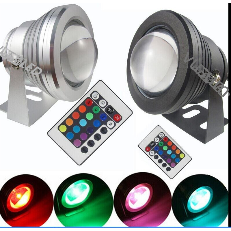 Luzes Subaquáticas rgb lâmpada dc 12 v Tipo de Ítem : Underwater Lights
