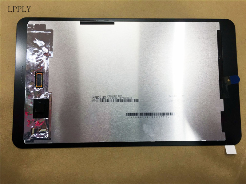LPPLY NEW LCD assembly For LG G Pad IV 8.0 FHD V533 LCD Display Touch Screen Digitizer Glass Free Shipping for star kingelon g9000 lcd display digitizer touch screen glass assembly by free shipping