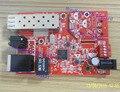 1000 M SFP Gigabit transceptores de fibra óptica placa de circuito placa base TG101 rojo diseño industrial