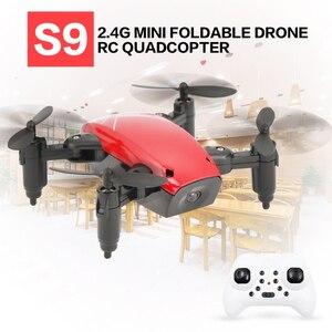 S9 2.4G Mini Foldable Drone Wi