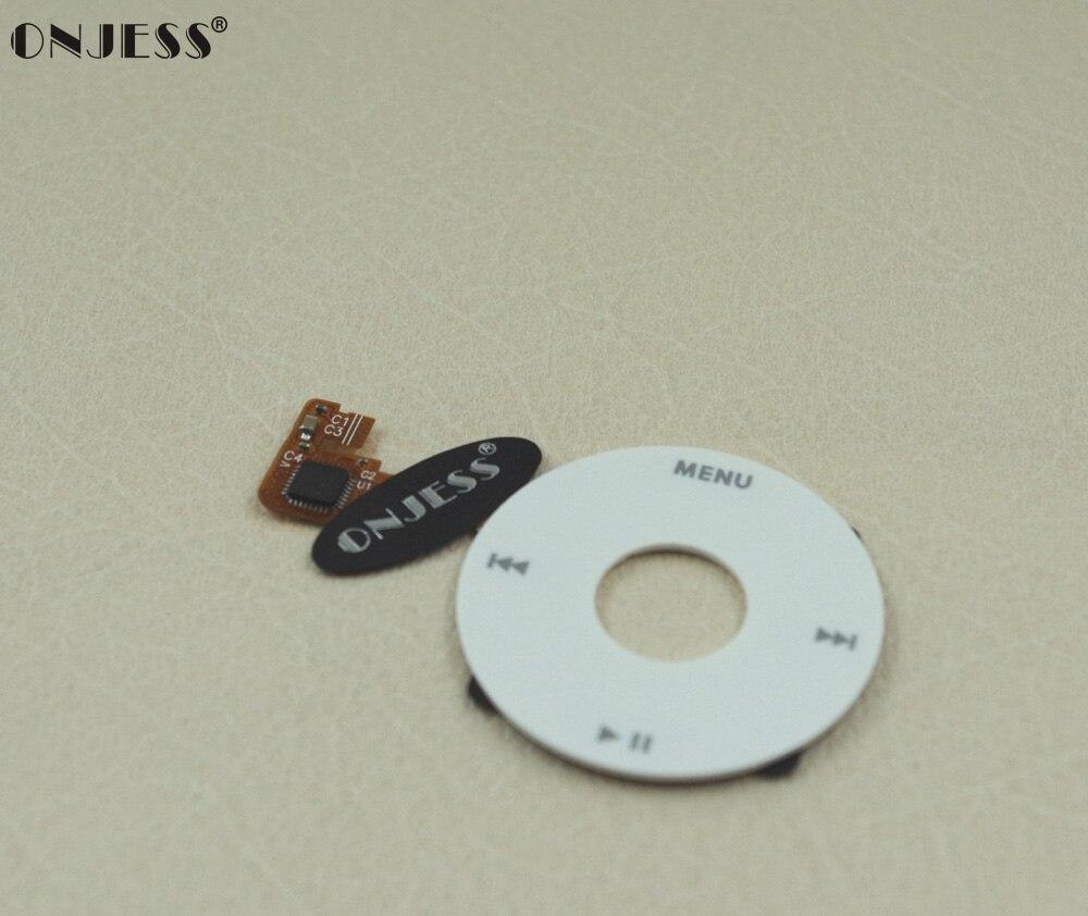 Consegna Veloce Onjess Colore Bianco Clickwheel Click Wheel Cavo A Nastro Flex Per Ipod 6th Gen Classic 80 Gb 120 Gb 160 Gb