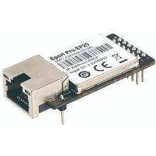 лучшая цена WIFI module  Eport Pro-EP20 Linux servidor de red puerto serie TTL a Ethernet module integrado DHCP 3,3 V TCP IP Telnet