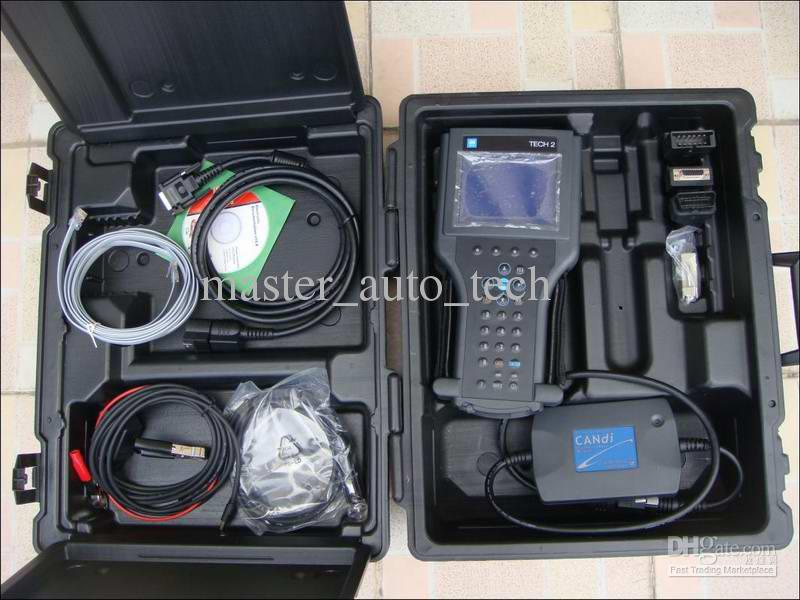Цена за Tech ii Сканер, Tech-2 pro kit (candi & tis), tech2 диагностический инструмент tech 2, Opel SAAB holden Isuzu suzuki vetronix