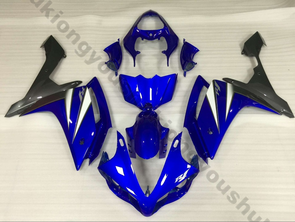 Hot sales for <font><b>yamaha</b></font> YZF1000 <font><b>R1</b></font> <font><b>2007</b></font> 2008 Aftermarket Motorcycle Bodyworks <font><b>Fairing</b></font> (Injection Molding) image