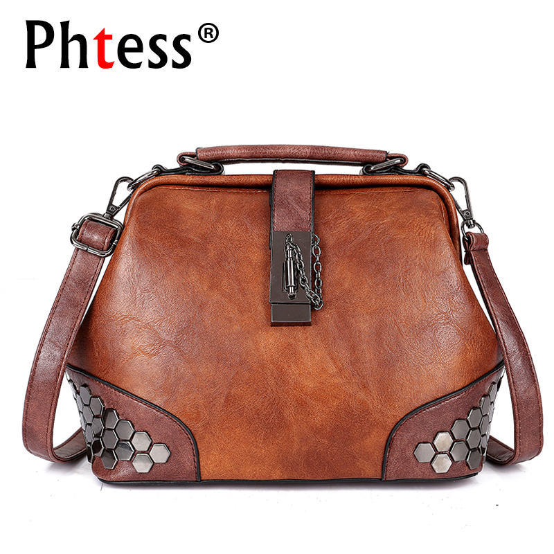 2018 Women Leather Handbags Luxury Brand Crossbody Bags for Women Sac A Main Female Vintage Shoulder Bags Shell Ladies Hand Bag zooler brand genuine leather shoulder bags for women casual messenger bag ladies small cowhide leather crossbody bags sac a main