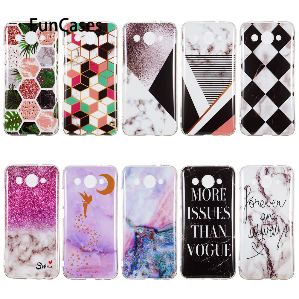 Hot Cases For estojo Huawei Y3 2018 Dream Fundas sFor Huawei cover <font><b>Y5</b></font> 2018 Y6 2018 Y9 2018 Y9 <font><b>2019</b></font> Soft TPU Phone Cases image
