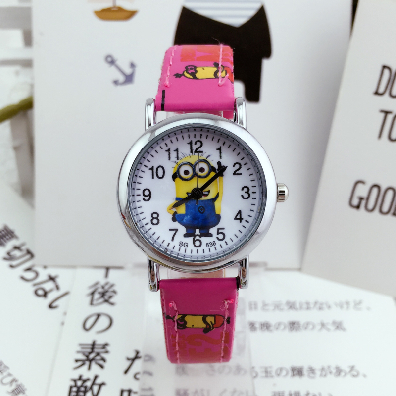 1-9 Year Old Child Watch Gift Men Watch Precious Children Clock Baby Kids Quartz Wrist Watches For Kid Girls Boys Gifts