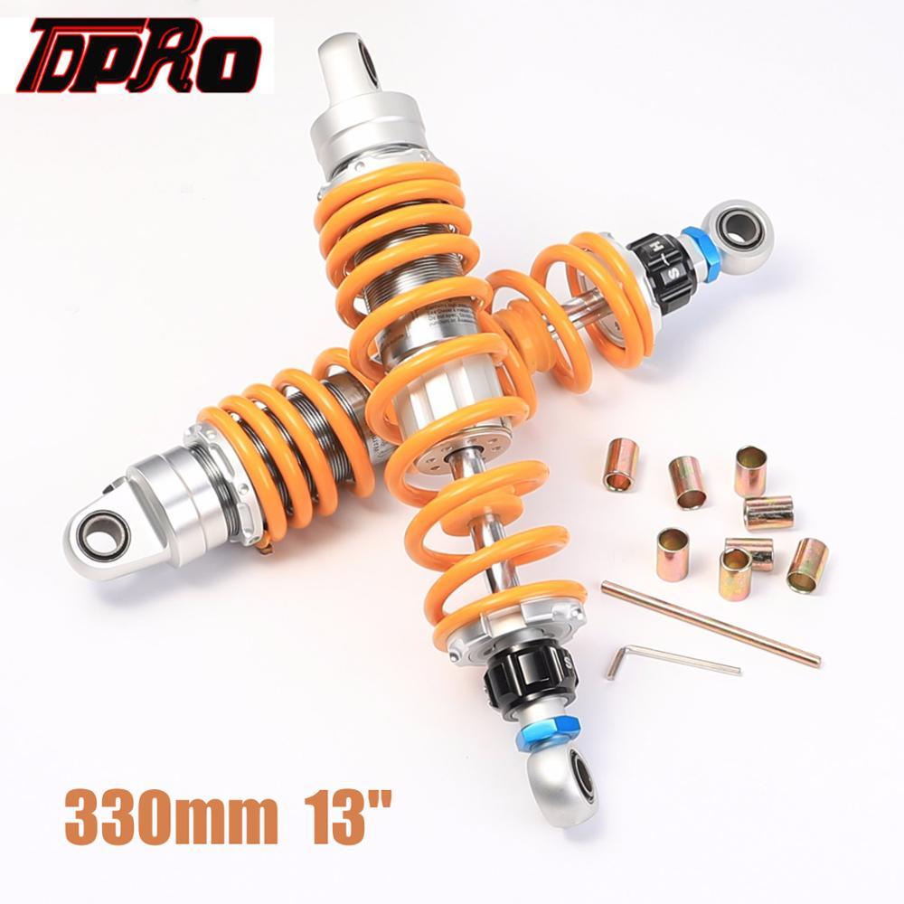 """295mm 12/"""" 10mm Shock Suspension Shocker 125 140 150cc 160cc Trail Dirt Bike ATV"""
