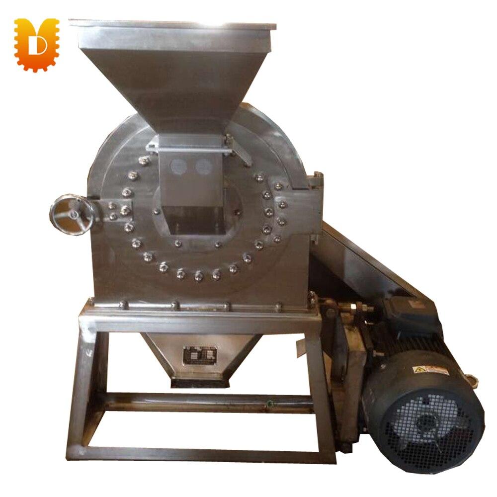 UDSJ 450 Stainless steel fruit herbs pepper crushing machine/grinder,High capacity seeds grinder/milling machine