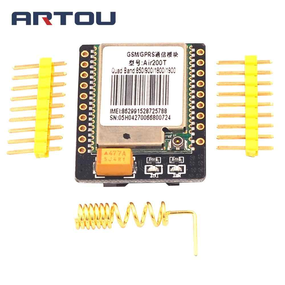 Goouuu mini Air200 Wireless GSM GPRS MODULE Quad-Band Luat open source  STM32 Microcontroller 51 equipped