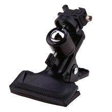 Professional Metal Photo Studio Backdrop Clamp Ball Head Hot Shoe Adapter Flash Light Stand Bracket  Backdrop Clamp Camera Use