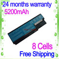 JIGU Laptop Battery for Acer Aspire 5920 5920G 5930 5930G 5935 5935G 5940G 6530 6530G 6920 6920G 6930 6930G 6935 7220 laptop