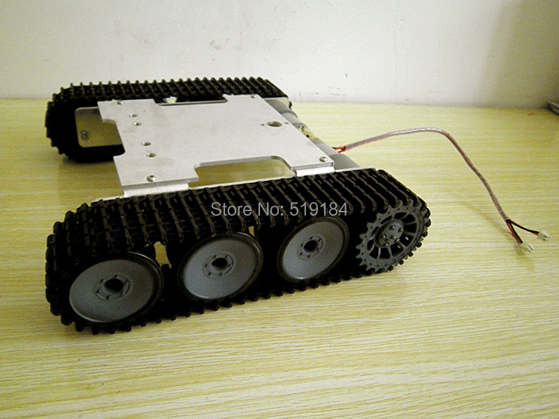 ФОТО RM-2 Special tracked vehicle chassis SUV robot tanks