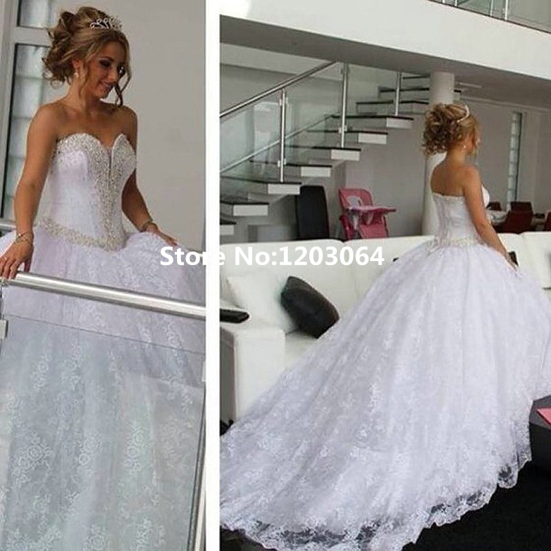 Popular Expensive Ball Gown Wedding Dresses-Buy Cheap Expensive ...