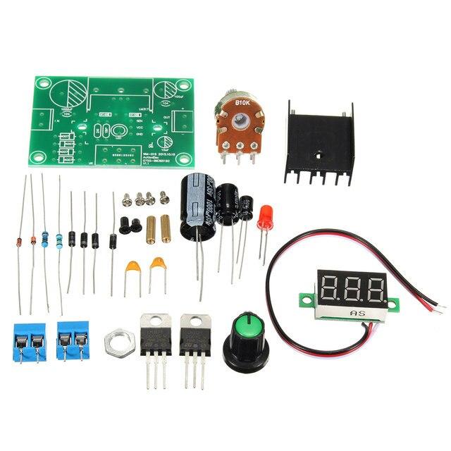 aliexpress com buy lm317 adjustable voltage regulator diy led step rh aliexpress com