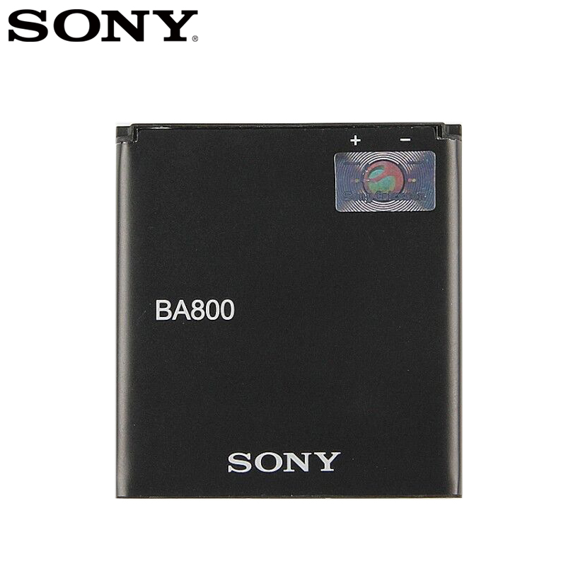 Original Replacement Sony Battery For SONY Xperia S LT25i Xperia V LT26i AB-0400 BA800 Genuine Phone Battery 1700mAhOriginal Replacement Sony Battery For SONY Xperia S LT25i Xperia V LT26i AB-0400 BA800 Genuine Phone Battery 1700mAh