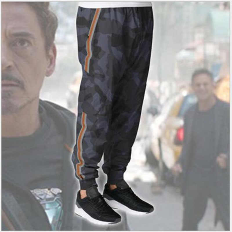 Avengers 3 Infinity War Iron Man Tony Stark Hoodie Sweatshirt For Men 3D Print Hoodies Streetwear Casual Cospaly Hoodies