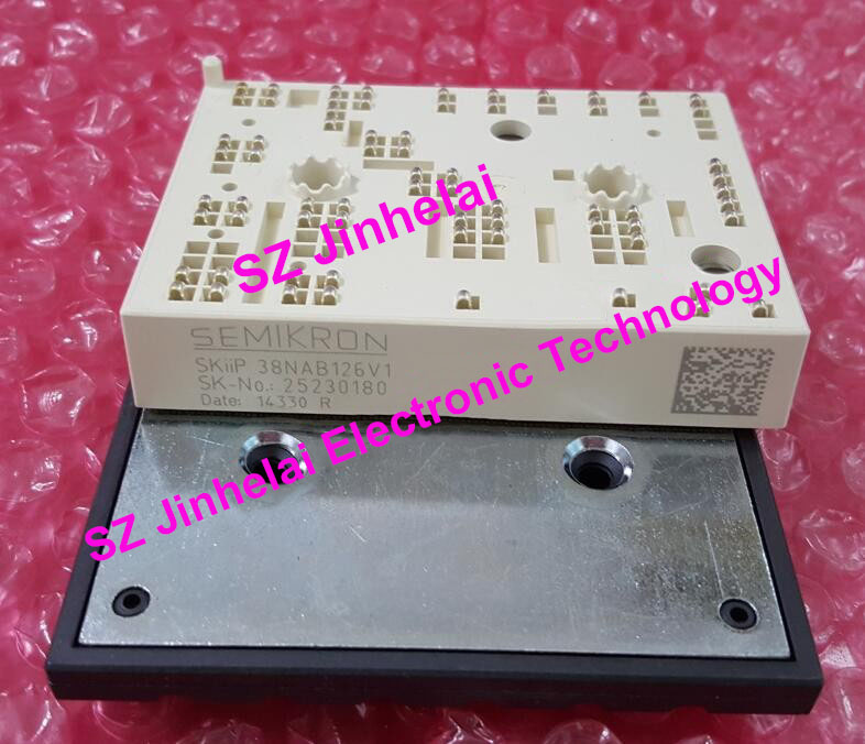 IS NEW  SKIIP38NAB126V1  SEMIKRON   IGBT MODULE рубашка в клетку