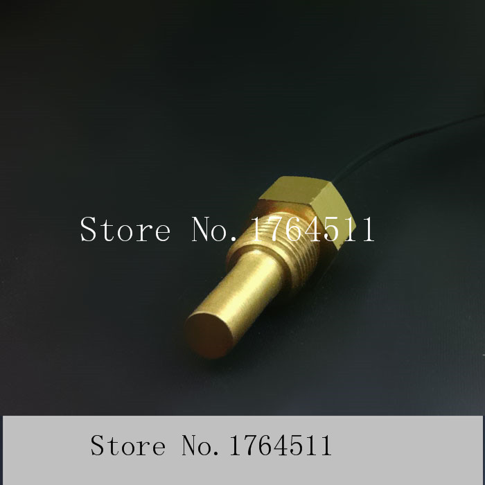[BELLA] High quality] [High Accuracy RTD temperature probe Pt100 temperature sensor probe with a screw-type flu --2pcs/lot[BELLA] High quality] [High Accuracy RTD temperature probe Pt100 temperature sensor probe with a screw-type flu --2pcs/lot