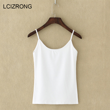 New Sexy Ultra thin Women Sleeveless Tops Summer Party Spaghetti Strap Mini Vest Bodycon Ladies Vest Tanks Casual Camis Tops