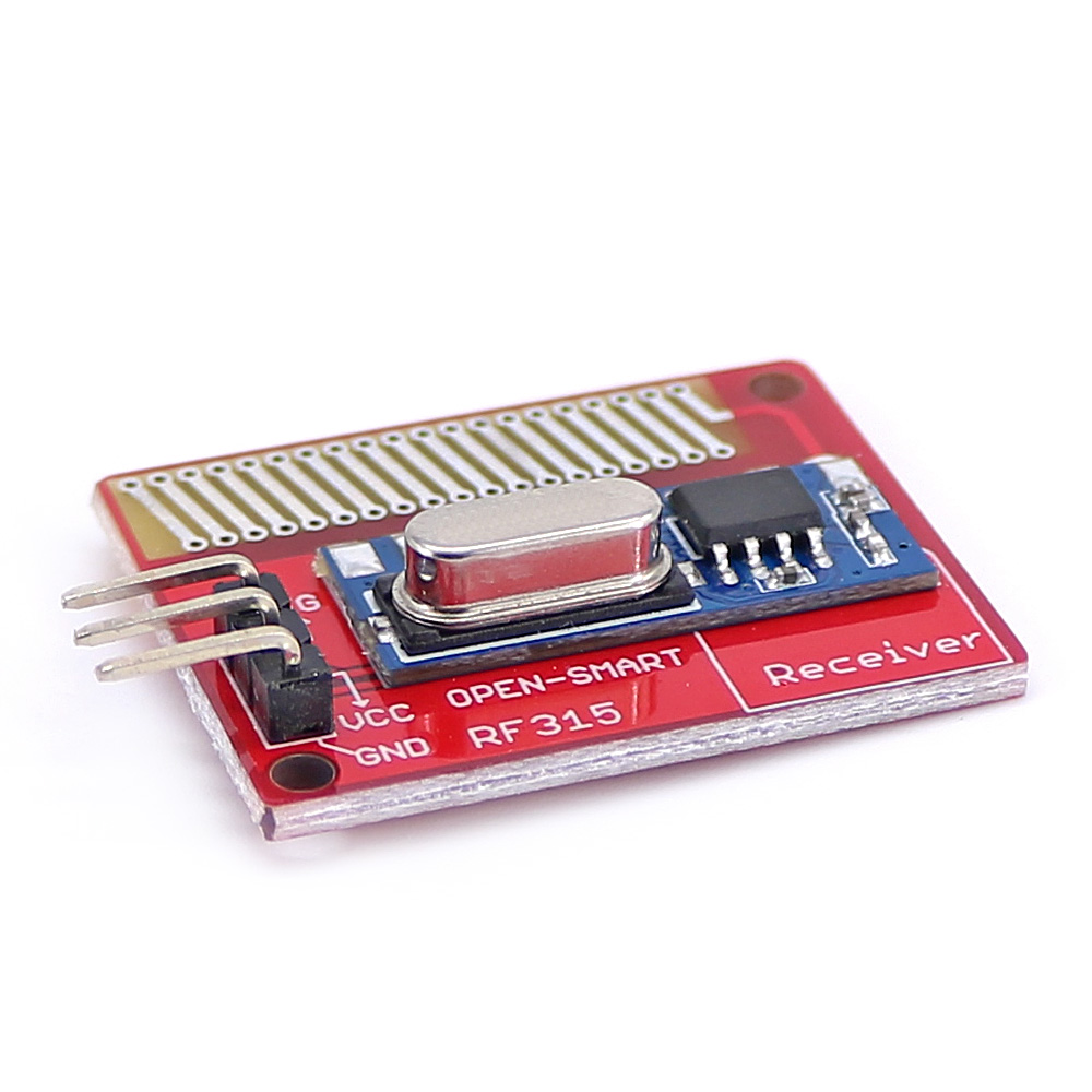 Image 4 - OPEN SMART Long Range 315MHz RF Wireless Transceiver Kit for Arduino LORA Board Mini RF transmitter receiver module 315 MHz Kit-in Industrial Computer & Accessories from Computer & Office