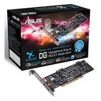 * * * Asus Xonar DG PCI sound card With 5.1 Channels 90 yaa0k0 0uan0bz