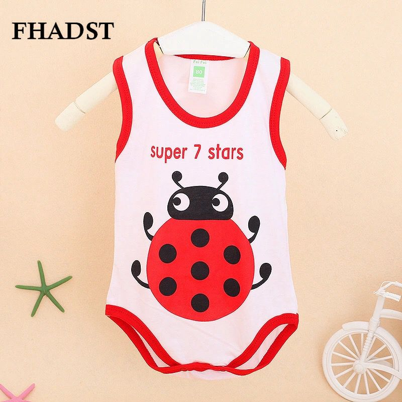 FHADST Infant Baby Boys Girls Summer Newborn Cute Clothes Bodysuit Baby Jumpsuit Playsuit Outfits Sunsuit Costume Clothing Sets