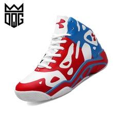 the latest 4bd11 8bc51 GH High-top hombres zapatos de baloncesto de amortiguación ligera  zapatillas de baloncesto Anti-