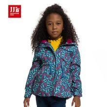 Девочек зимнее пальто дети куртки печать девушки марка одежды китай 2015 новое поступление детей парка девушки ветровка ветрозащитный
