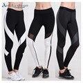 Anyfashion Women yoga Pants leggings sports tights Fitness Running Tights sportswear woman gym clothes mallas mujer deportivas