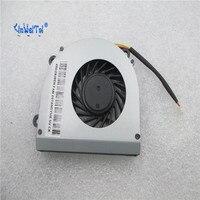 Refrigerador Do Ventilador da CPU para MSI GP60 CX61 CR650 FX600 FX610 FX603 FX620 FX620DX GE620 GE620DX DFS451205M10T F98D 6010M05F 396