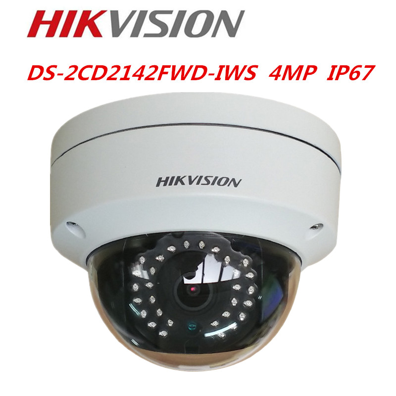 Original International Version Hikvision DS-2CD2142FWD-IWS 4MP Dome IP Camera Security Network Camera Hikvision Camera fundamentals of physics extended 9th edition international student version with wileyplus set