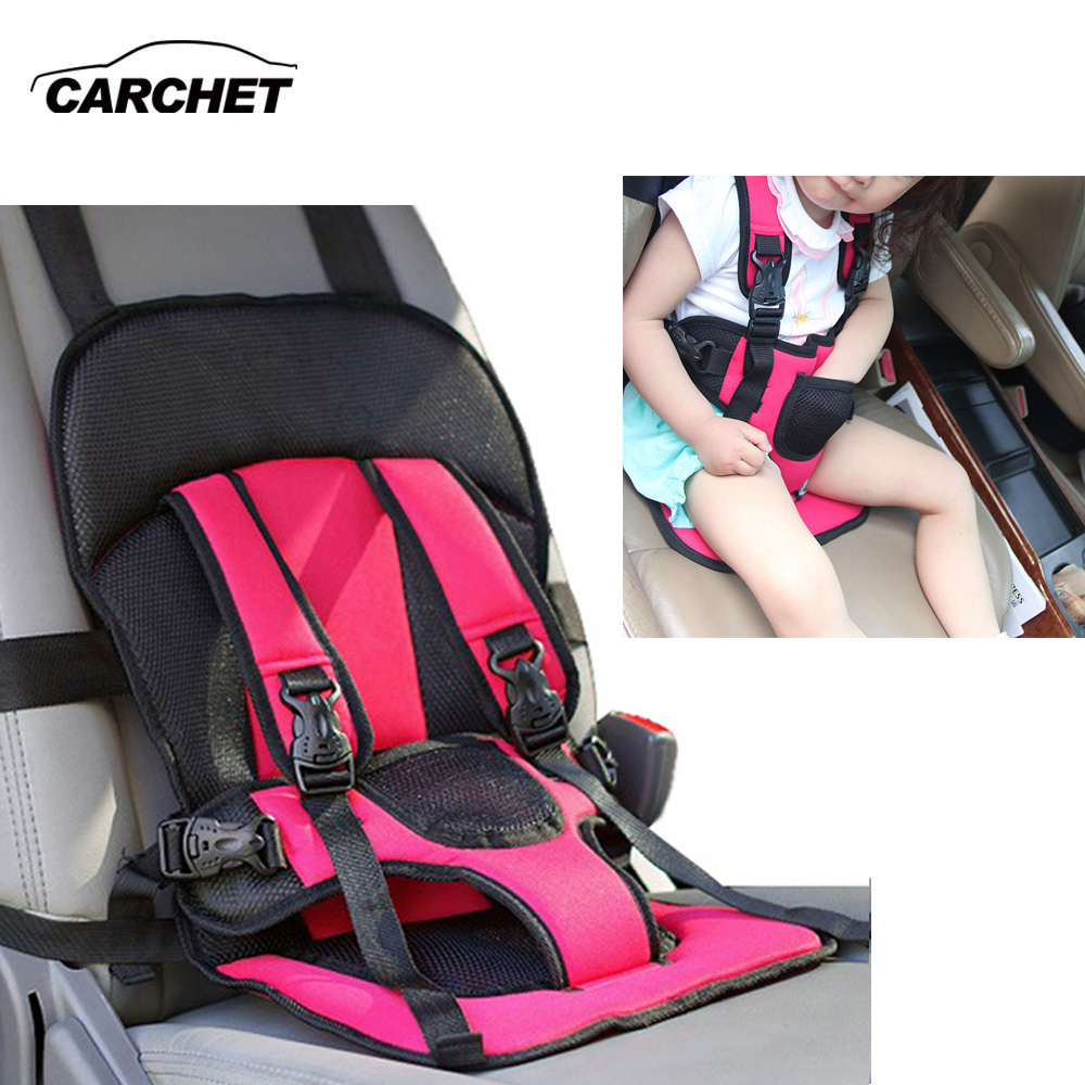 Carchet Kids Baby Car Safety Seat Cover Strap Adjuster Pad