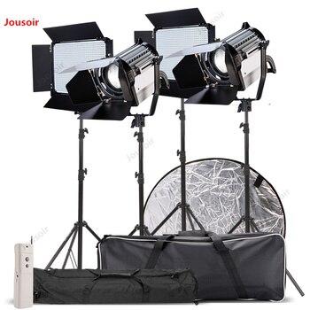 D1080+150W Film Spotlight Micro Film Video Interview Studio Photography Lighting Set CD50 T07