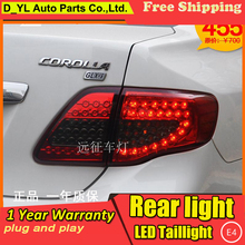 Car Styling Taillight Accessories for Toyota Corolla LED Taillights 07 09 Corolla Tail Lamp Rear Lamp_220x220 compare prices on toyota corolla spotlights online shopping buy  at n-0.co