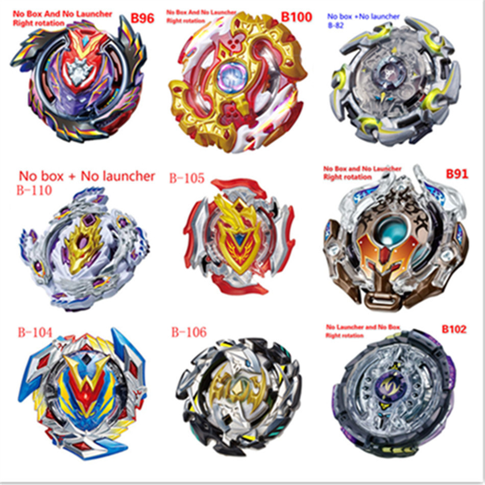 US $0.96 32% OFF Original Beyblade Burst B 110 B 106 B 105 B 104 B 103 metal fusion toupie bayblade burst with launcher kids blade blades toys-in Spinning Tops from Toys & Hobbies on Aliexpress.com   Alibaba Group