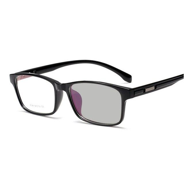 6de6975302 TR90 Sol de transición fotocromática progresiva gafas de lectura hombres Multifocal  puntos lector Cerca Lejos vista