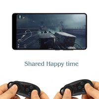 Mini Gamepad Bluetooth Gamepads Game Controller Joystick Selfie Remote Shutter Wireless Mouse For iOS Android Smartphone TV Box 2