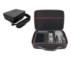 Image 1 - Controle Remoto inteligente com Tela & drone & maleta bolsa de ombro bolsa de saco de Peças De Reposição para DJI bateria Mavic 2 pro zoom