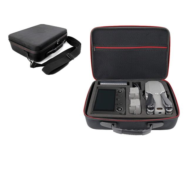 Smart Afstandsbediening met Screen & drone & batterij draagtas handtas schoudertas onderdelen voor DJI Mavic 2 pro zoom