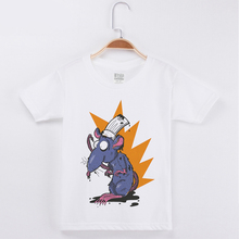 цены Hot Sale Kids Clothes Children T-shirts Unicorn Horse Cotton Child Short T Shirt Boys Clothing Top Girls Camiseta Brand Tees