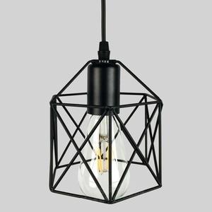 Image 4 - Lampes suspendues industrielles rustiques américaines cuisine île lampe café suspension luminaires modernes lampe minimaliste nordique