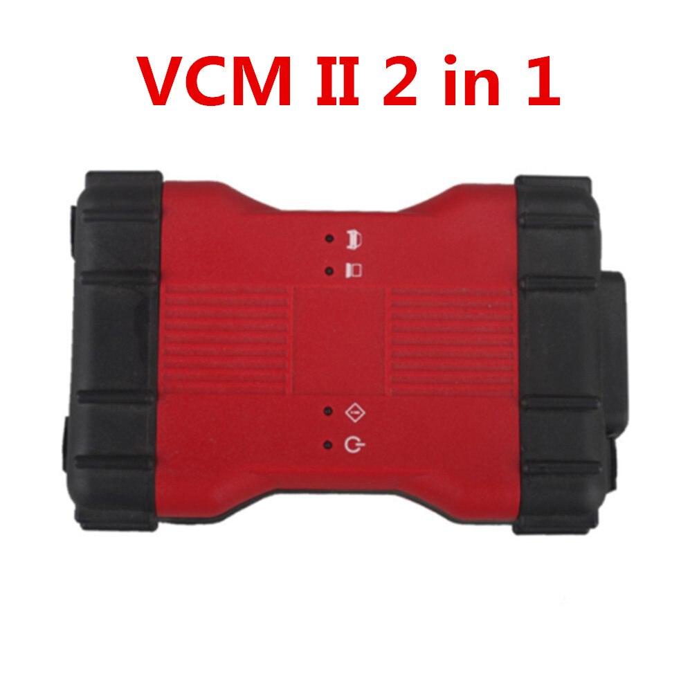 VCM2 2 in 1 for Ford IDS V112 and Mazda IDS V109 Diagnostic Tool