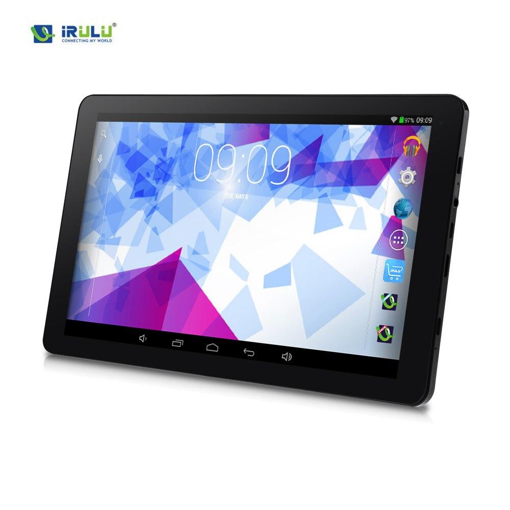 IRULU eXpro 2 Plus tablet (X2 Plus) 10.1 pouce Android 5.1 Tablette Graphique PC Octa Core 1.8 gHz 1024*600 Affichage 1G/16G double Entrée