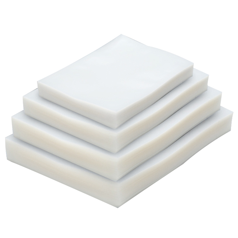 100PCS/LOT Vacuum Sealer Plastic Storage Bag For Vacuum Sealing Machine  Packaging Seal Bags