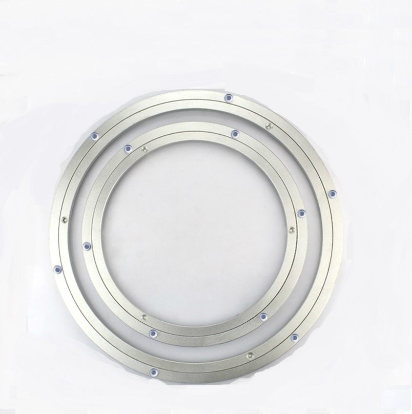 New Design Lazy Susan Aluminum Ball Bearing Turntable Bearings Swivel Plate