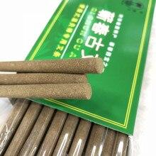 30 pz/scatola debole fumo bastoni bellezza caldo Guarigione Terapia Trattamento Moxa assenzio Bastone Bastone di Massaggio
